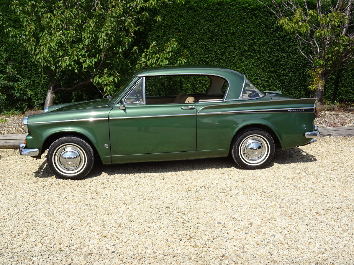 Sunbeam Rapier Series V – A Stunning Car SOLD (picture 4 of 6)