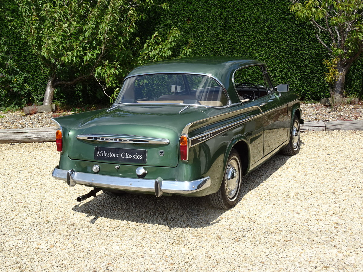 Sunbeam Rapier Series V – A Stunning Car SOLD (picture 5 of 6)