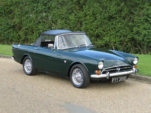 1966 Sunbeam Tiger MKI at ACA 24th August  For Sale