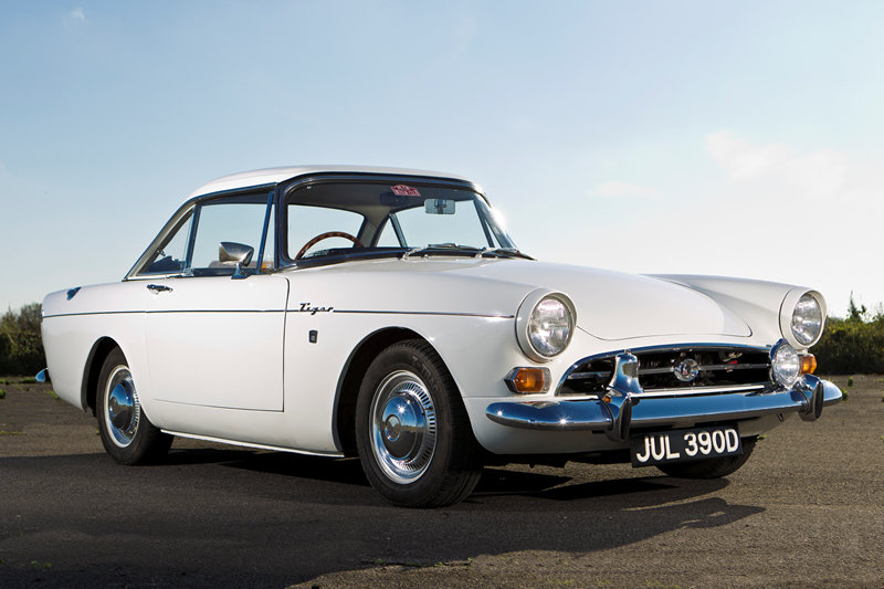 1966 Sunbeam Tiger MK1A - Met Police For Sale (picture 1 of 6)