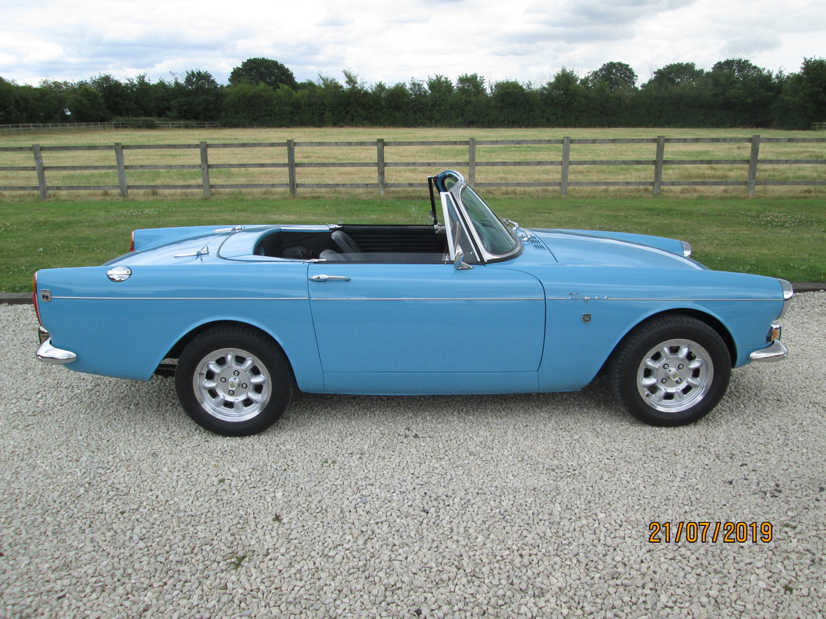 1965 Sunbeam tiger - 42,000 miles For Sale (picture 1 of 6)