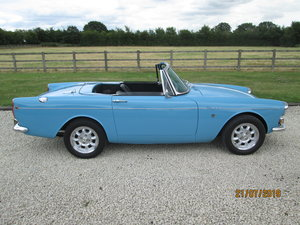 Sunbeam tiger - 42,000 miles