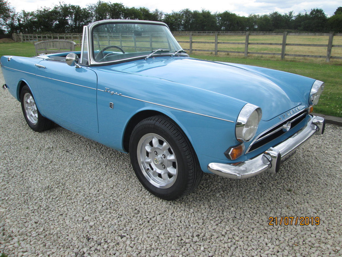 1965 Sunbeam tiger - 42,000 miles For Sale (picture 2 of 6)
