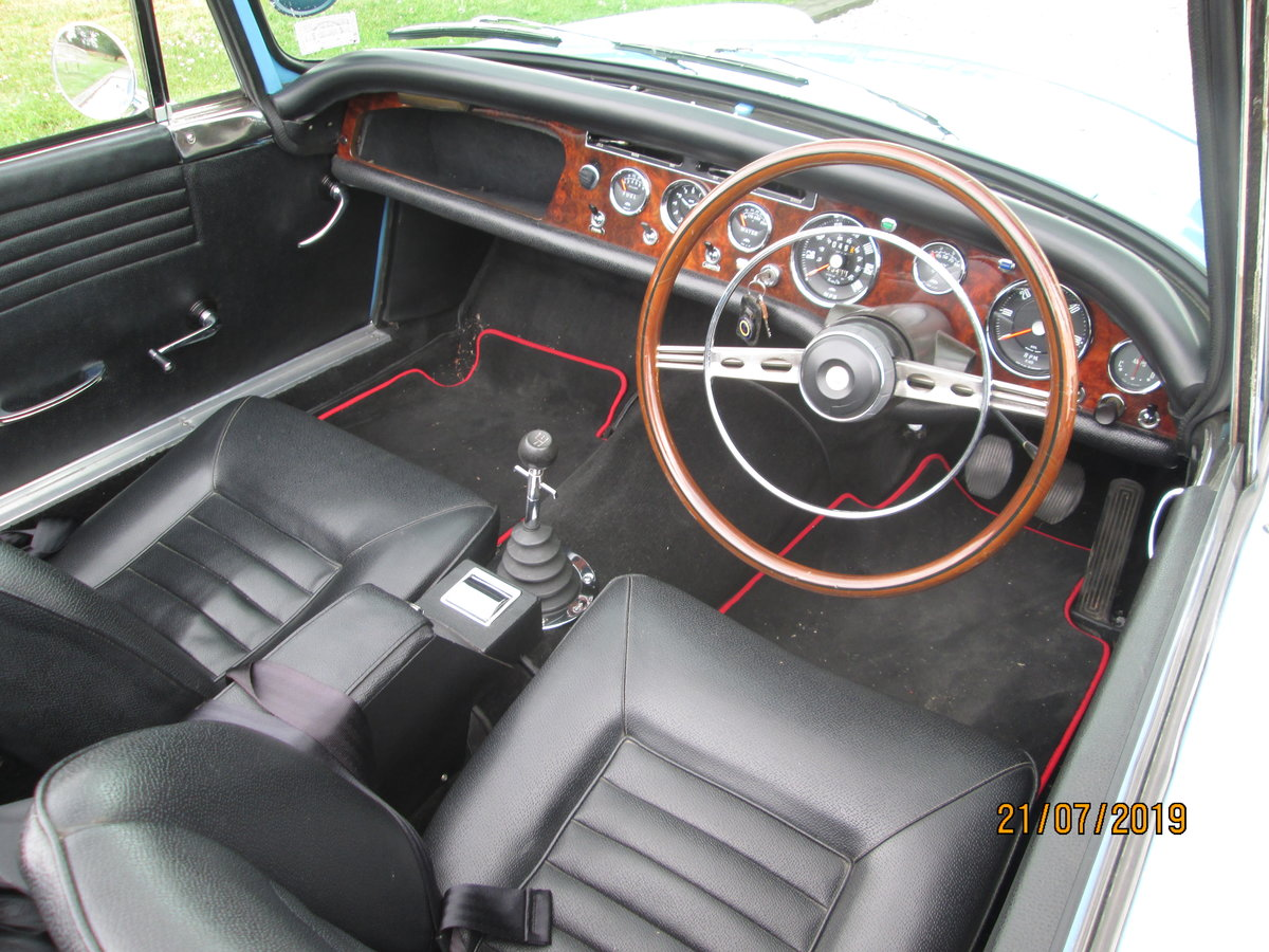 1965 Sunbeam tiger - 42,000 miles For Sale (picture 5 of 6)