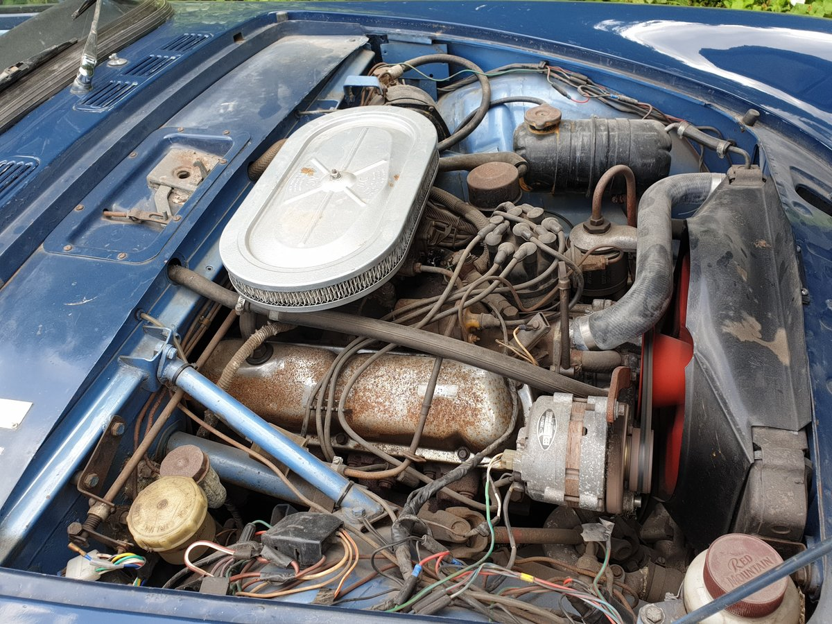 1965 Sunbeam Tiger MK 1  For Sale (picture 5 of 6)