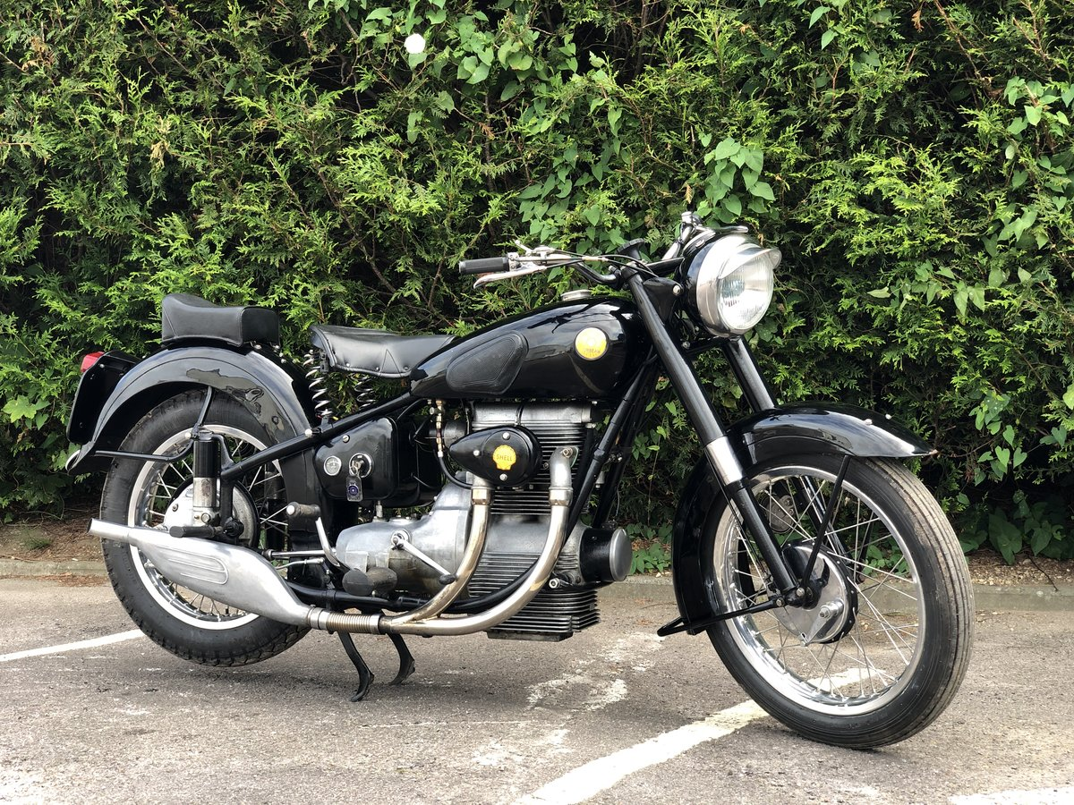 Sunbeam S8 1952 500cc All Correct For Sale (picture 1 of 6)