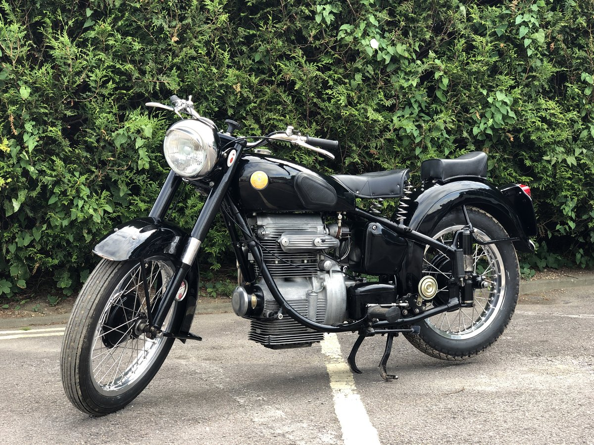 Sunbeam S8 1952 500cc All Correct For Sale (picture 2 of 6)
