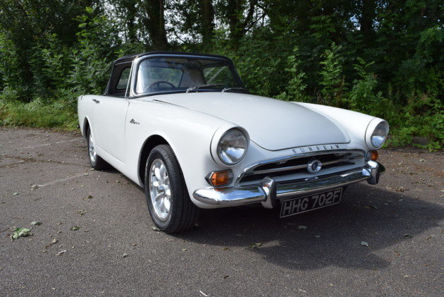 1968 Sunbeam Alpine Series V For Sale By Auction Car And Classic