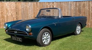 1965 SUNBEAM TIGER MKI ROADSTER  For Sale by Auction