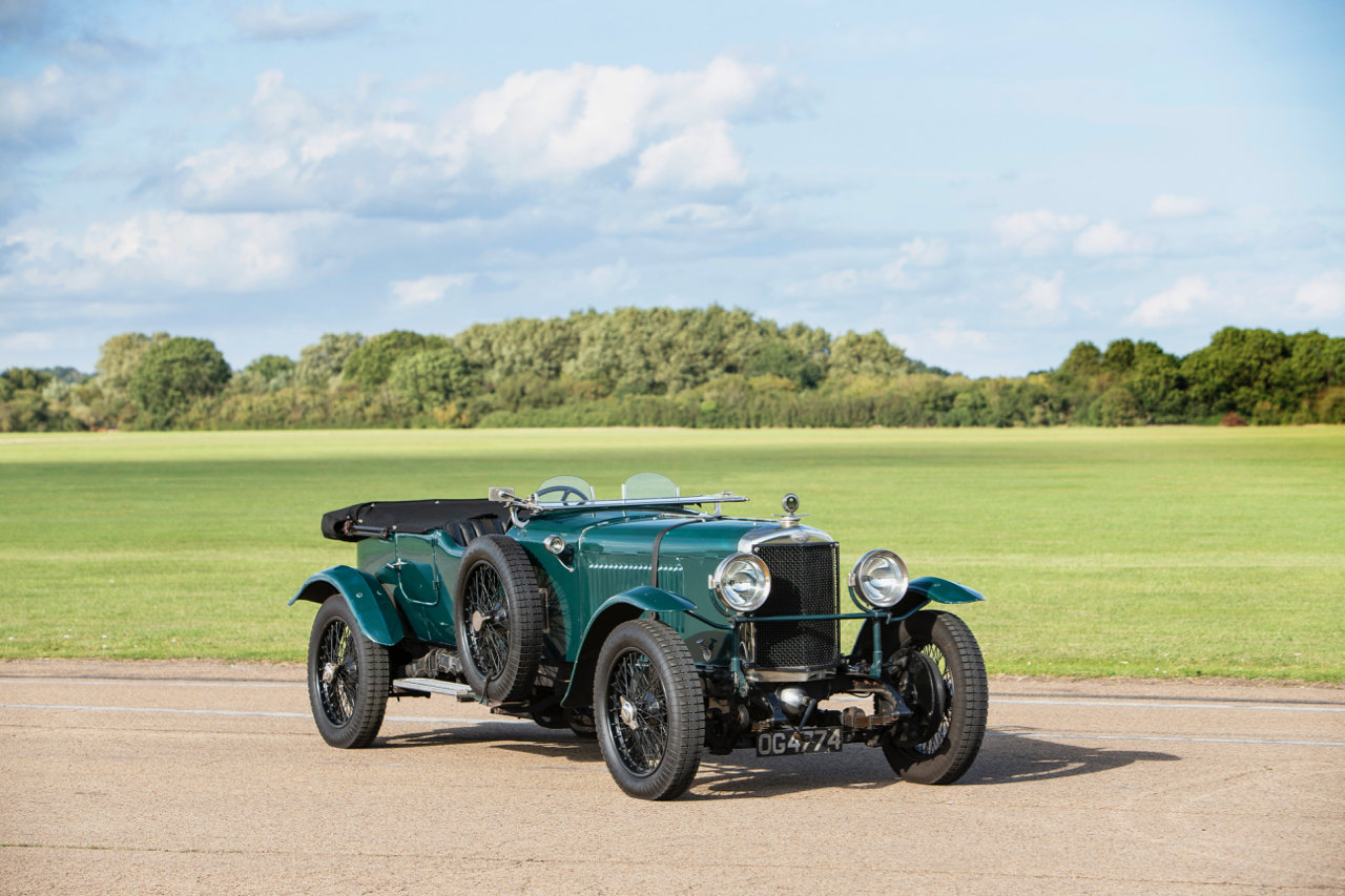 """1929 SUNBEAM 3-LITRE SUPER SPORTS """"TWIN-CAM"""" TOURER For Sale (picture 1 of 6)"""