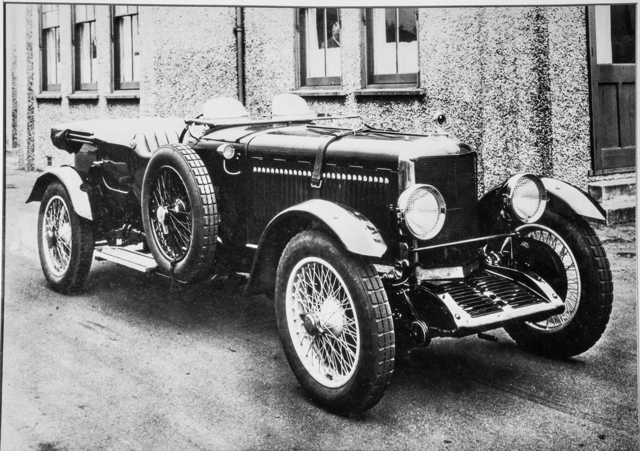 """1929 SUNBEAM 3-LITRE SUPER SPORTS """"TWIN-CAM"""" TOURER For Sale (picture 2 of 6)"""