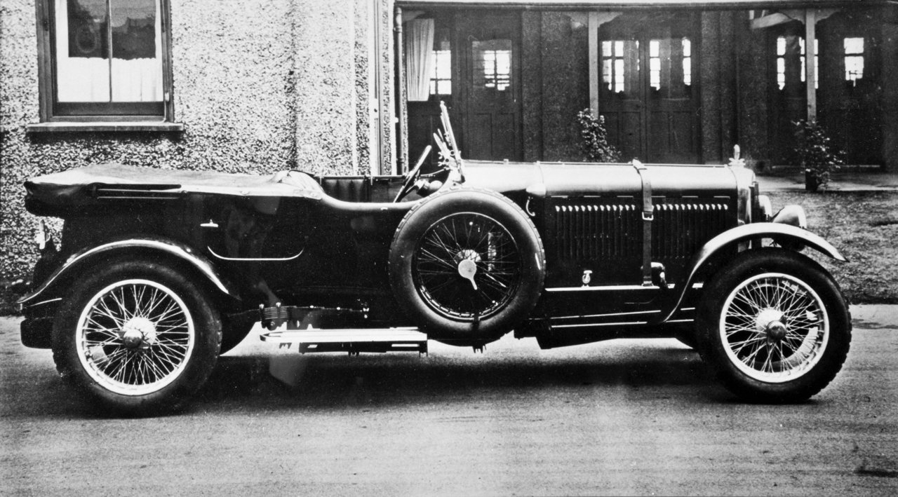 """1929 SUNBEAM 3-LITRE SUPER SPORTS """"TWIN-CAM"""" TOURER For Sale (picture 3 of 6)"""