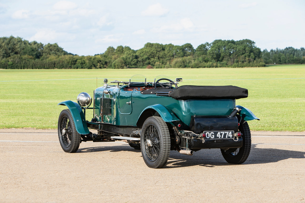 """1929 SUNBEAM 3-LITRE SUPER SPORTS """"TWIN-CAM"""" TOURER For Sale (picture 4 of 6)"""