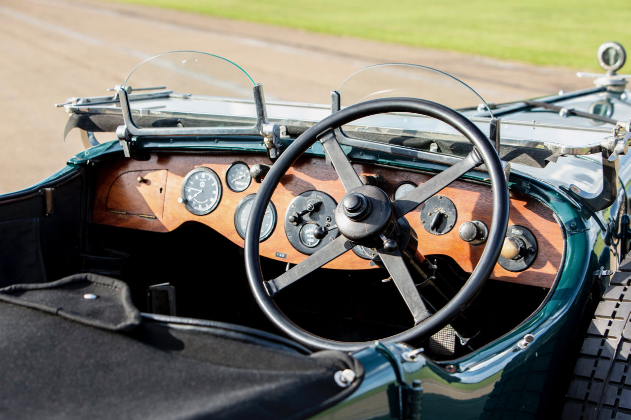 """1929 SUNBEAM 3-LITRE SUPER SPORTS """"TWIN-CAM"""" TOURER For Sale (picture 5 of 6)"""