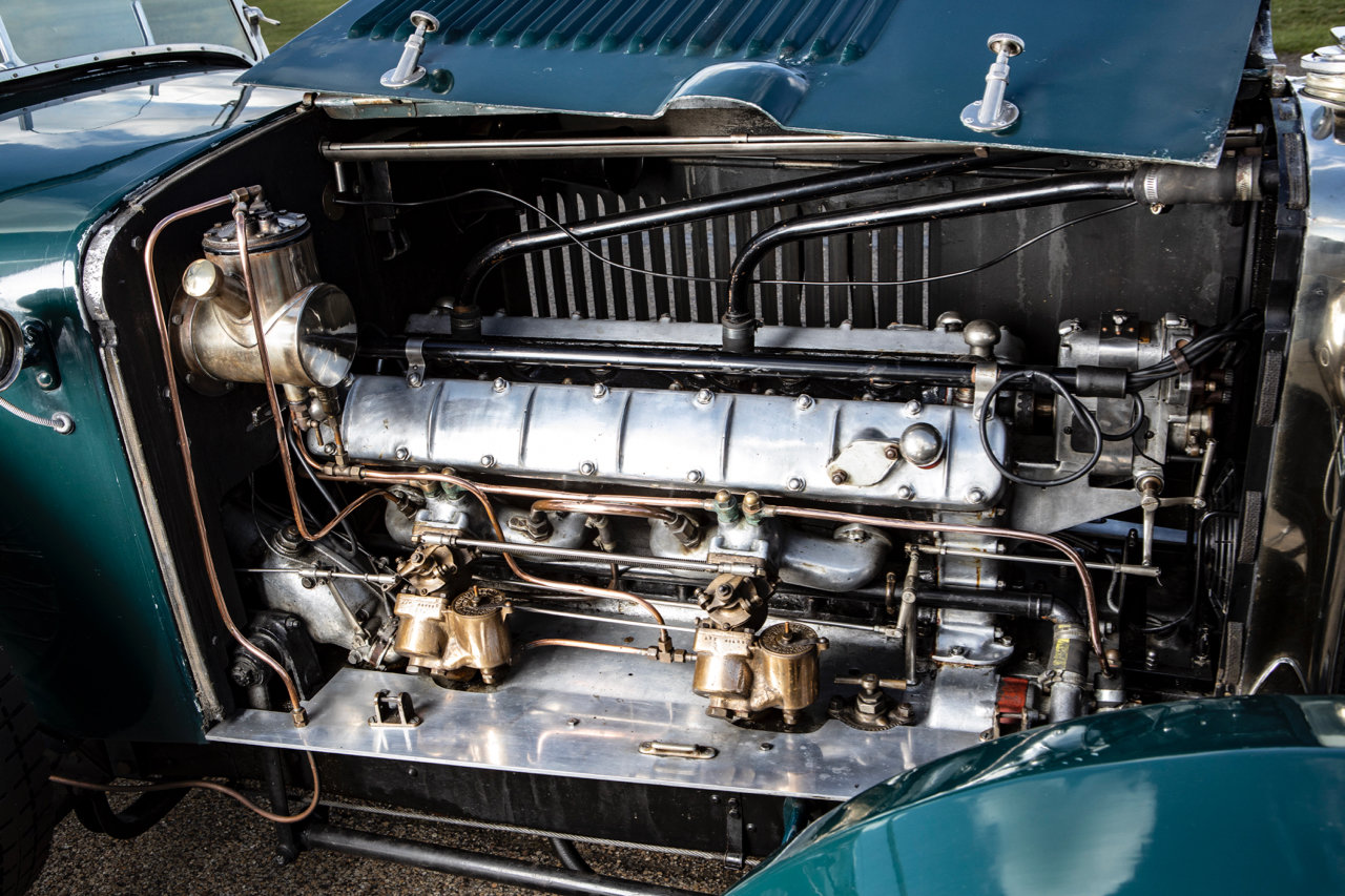 """1929 SUNBEAM 3-LITRE SUPER SPORTS """"TWIN-CAM"""" TOURER For Sale (picture 6 of 6)"""