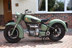 A 1950 Sunbeam S7 - 05/10/2019 For Sale by Auction