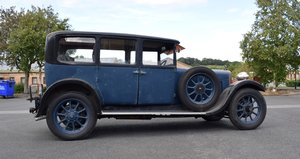 1928 Sunbeam 6 Light Saloon
