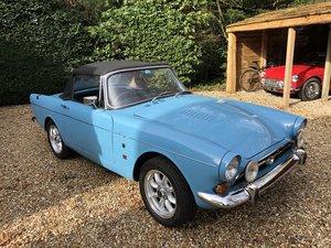 1965 Sunbeam Tiger V8 Fully Restored - Tasteful Upgrades
