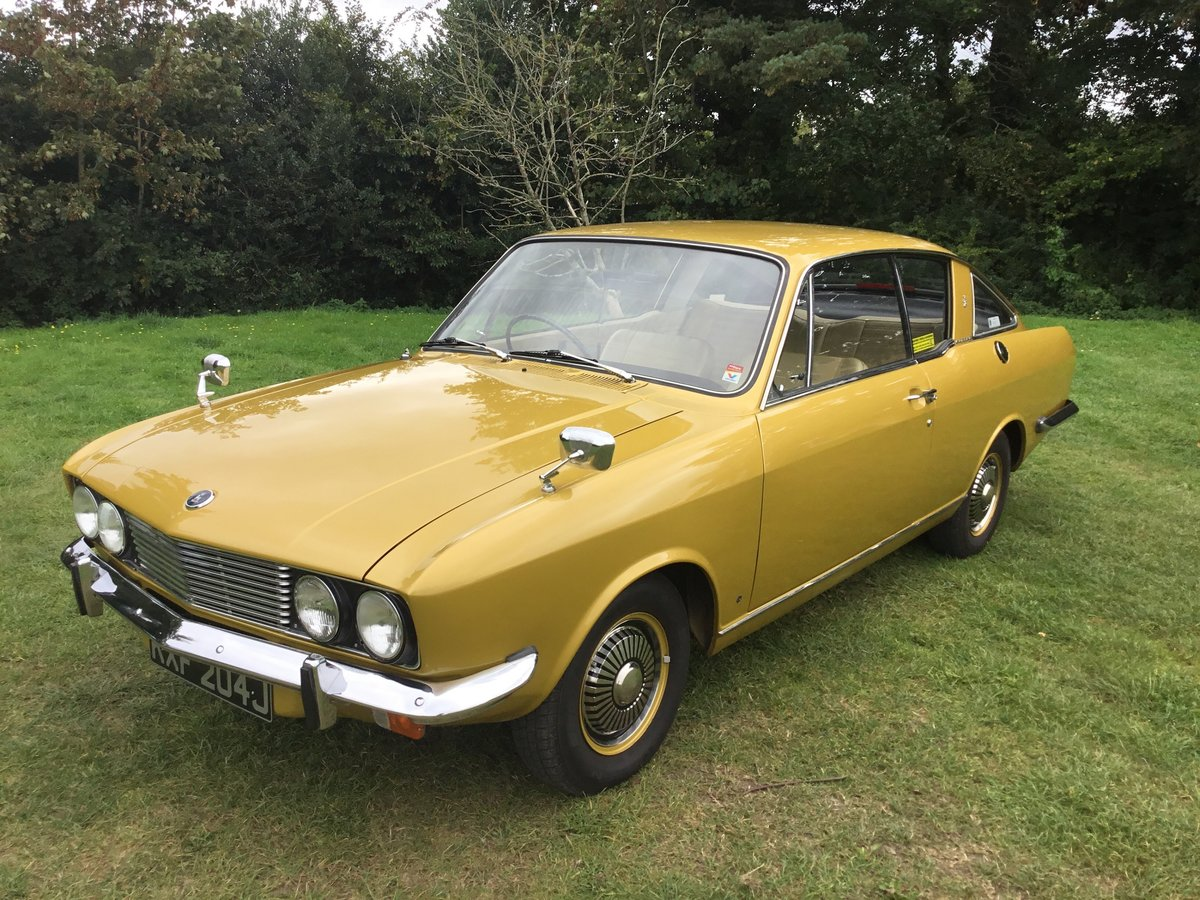 1971 Sunbeam Alpine Fastback For Sale by Auction (picture 1 of 6)
