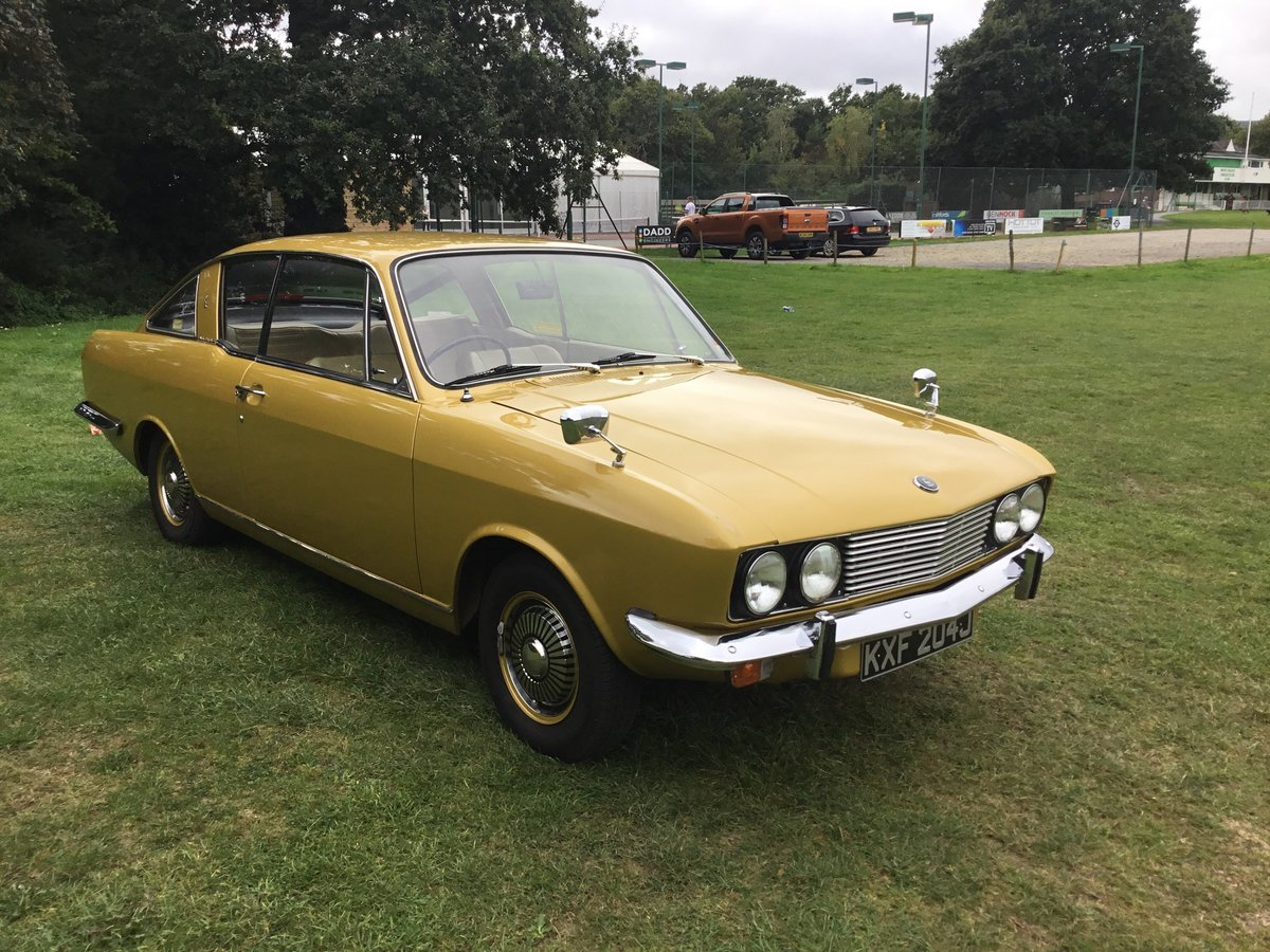 1971 Sunbeam Alpine Fastback For Sale by Auction (picture 2 of 6)