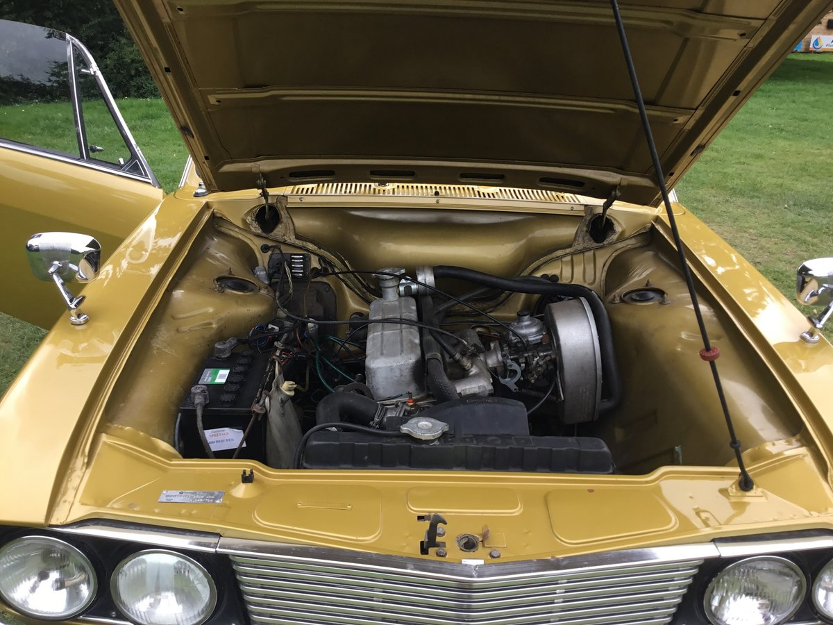 1971 Sunbeam Alpine Fastback For Sale by Auction (picture 6 of 6)