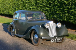 1947 Sunbeam-Talbot Ten Saloon For Sale by Auction