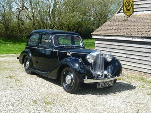 1948 Sunbeam Talbot Ten Sports Saloon. For Sale