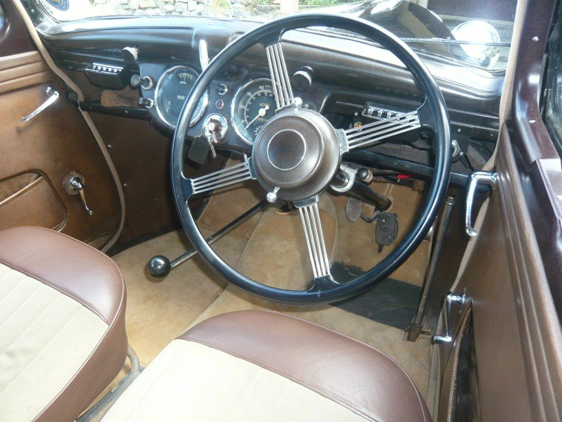 1948 Sunbeam Talbot Ten Sports Saloon. For Sale (picture 2 of 6)