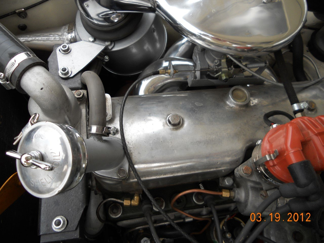 1954 Alpine s model  Very rare perfect  For Sale (picture 3 of 6)