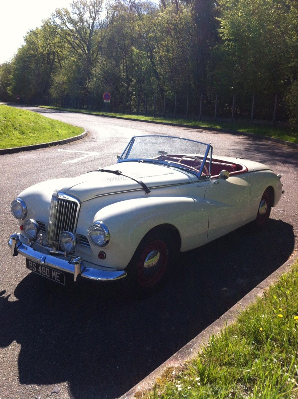 1954 Alpine s model  Very rare perfect  For Sale (picture 6 of 6)