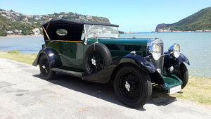 1932 Sunbeam Tourer