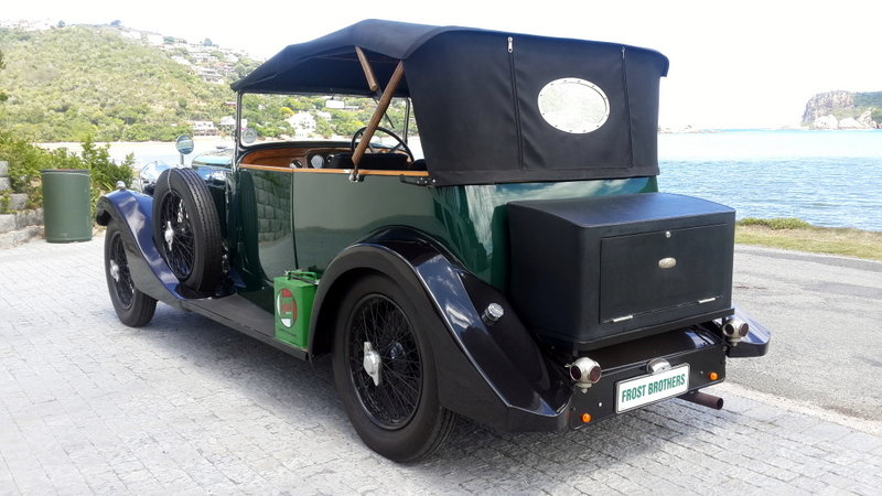 1932 Sunbeam Tourer For Sale (picture 2 of 6)