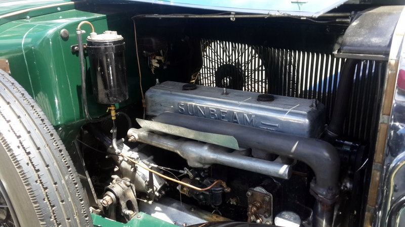 1932 Sunbeam Tourer For Sale (picture 4 of 6)