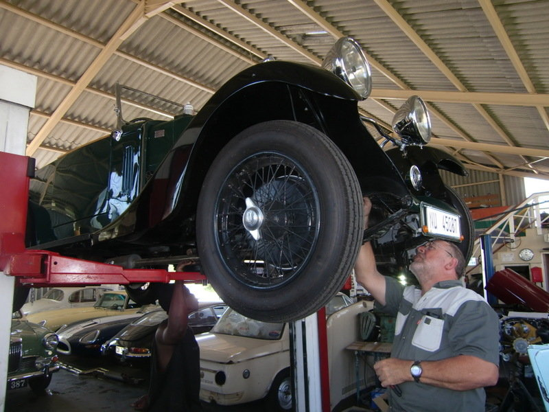 1932 Sunbeam Tourer For Sale (picture 6 of 6)