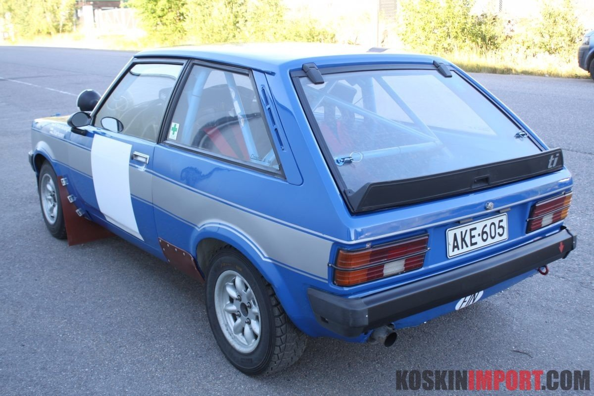 1981 Talbot Sunbeam 424 ti 1600 group 2 (period I) SOLD (picture 3 of 5)