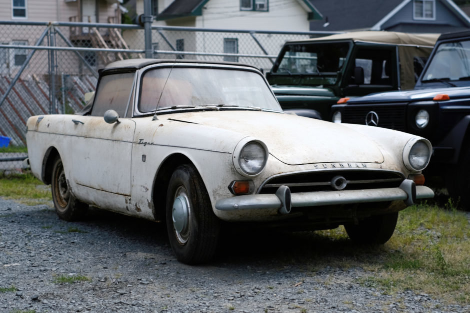 Fantastic opportunity to buy a 1964 MK1 Tiger project For Sale (picture 1 of 6)