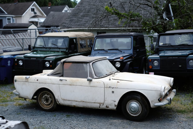 Fantastic opportunity to buy a 1964 MK1 Tiger project For Sale (picture 3 of 6)