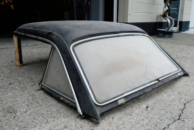 Fantastic opportunity to buy a 1964 MK1 Tiger project For Sale (picture 4 of 6)