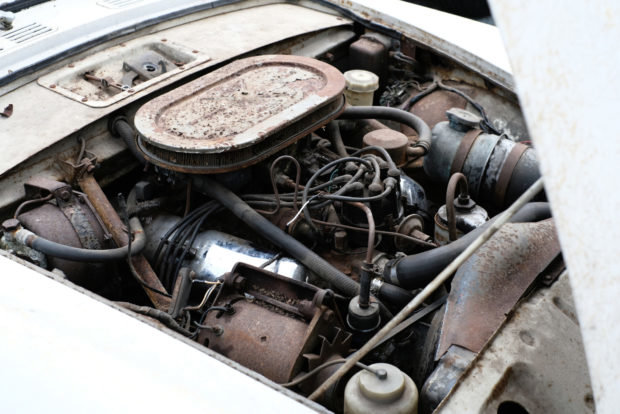 Fantastic opportunity to buy a 1964 MK1 Tiger project For Sale (picture 5 of 6)