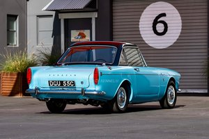 1965 Sunbeam Tiger Prototype Concours Restoration For Sale