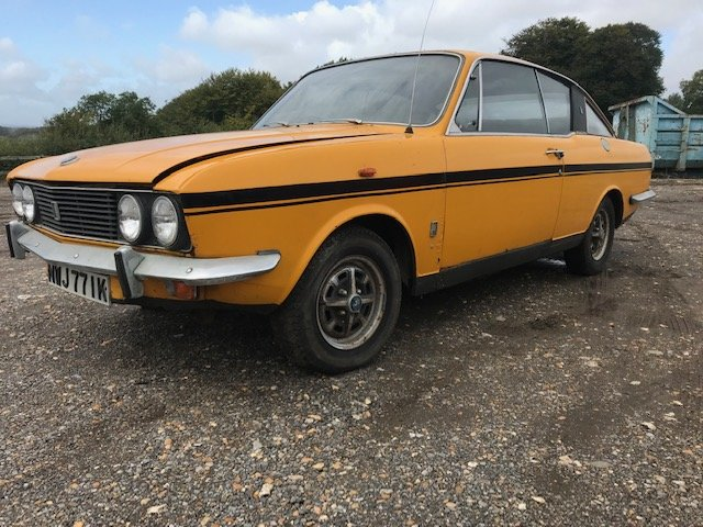 1972 Sunbeam Rapier H120 holbay  1 previous owner For Sale (picture 6 of 6)