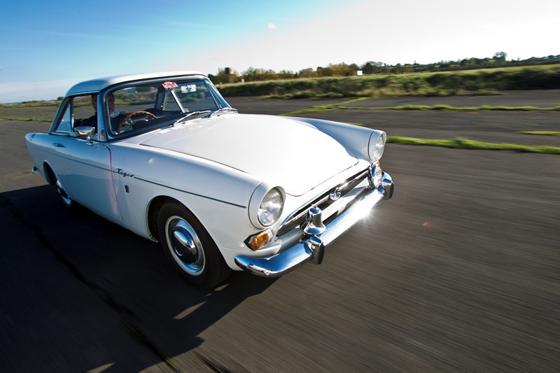 1966 SUNBEAM TIGER MK1A. EX MET. POLICE FAST PURSUIT CAR.  For Sale (picture 5 of 6)