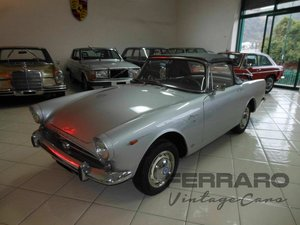 Sunbeam Alpine Roadster  IV Series