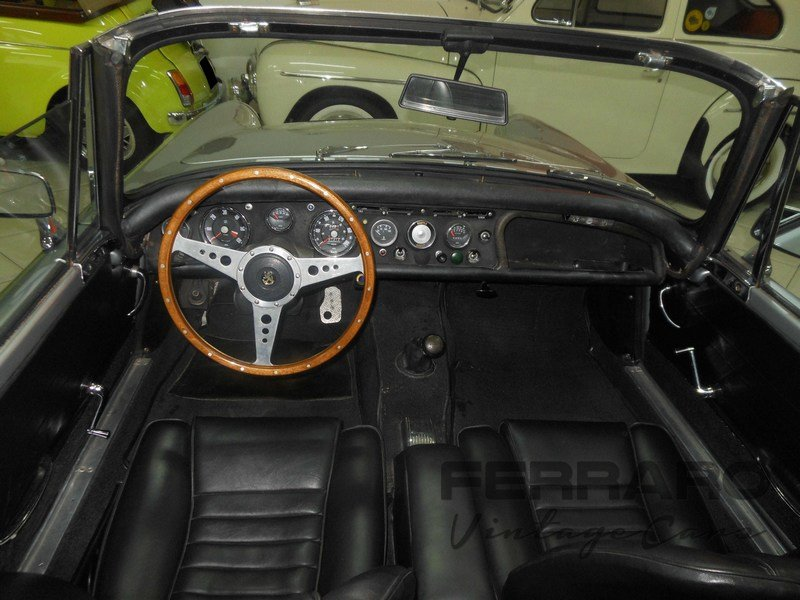 1964 Sunbeam Alpine Roadster  IV Series For Sale (picture 4 of 6)