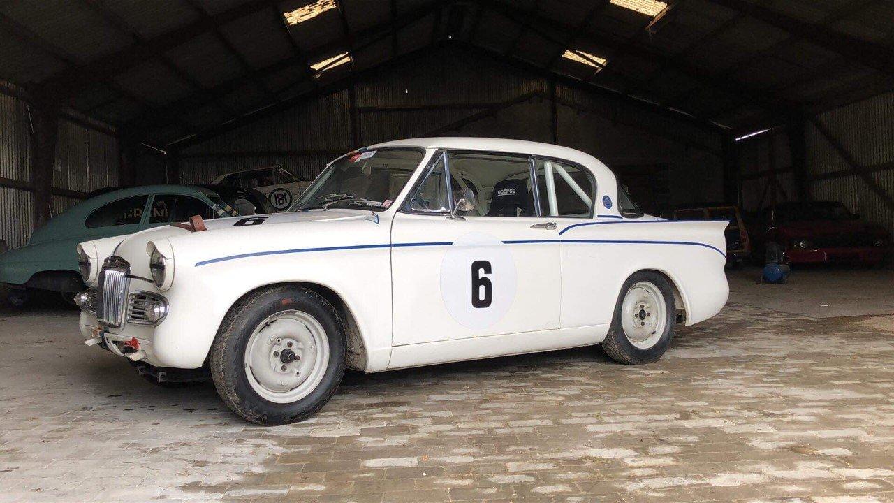 """1961 Sunbeam Rapier FIA Racecar """"Bargain"""" ! For Sale (picture 1 of 6)"""