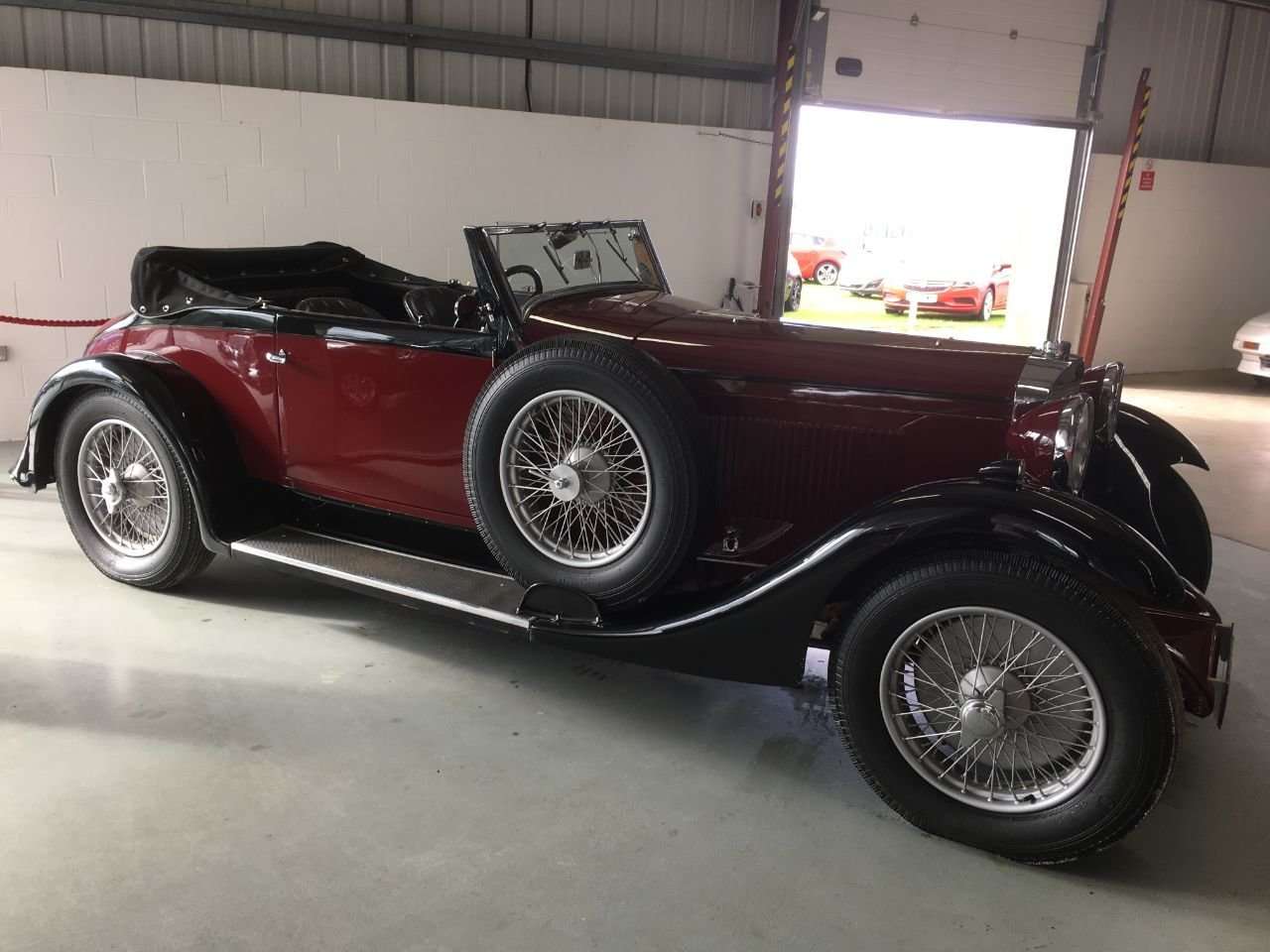 1932 Sunbeam 20 drophead coupe For Sale (picture 4 of 4)