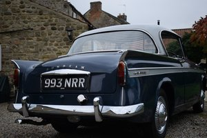 1962 SUNBEAM RAPIER 111A - STUNNING, LOW MILES, FULL MOT! SOLD