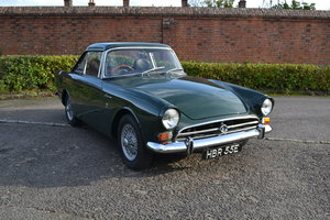 1967 Sunbeam Alpine Series V GT with history from 1969