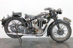 Sunbeam Model 9A 1932 600cc 1 cyl ohv