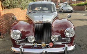 1957 Sunbeam Supreme (Talbot Mk3)  For Sale